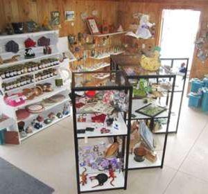 The Craft Shop At Matakana Country Park